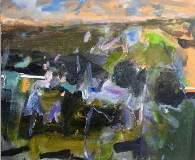 , 'Luxembourg,' 2016, Tayloe Piggott Gallery