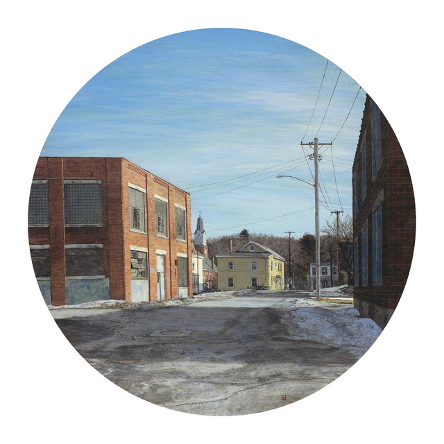 Jeff Gola, 'Center Street', 2019, ARCADIA CONTEMPORARY