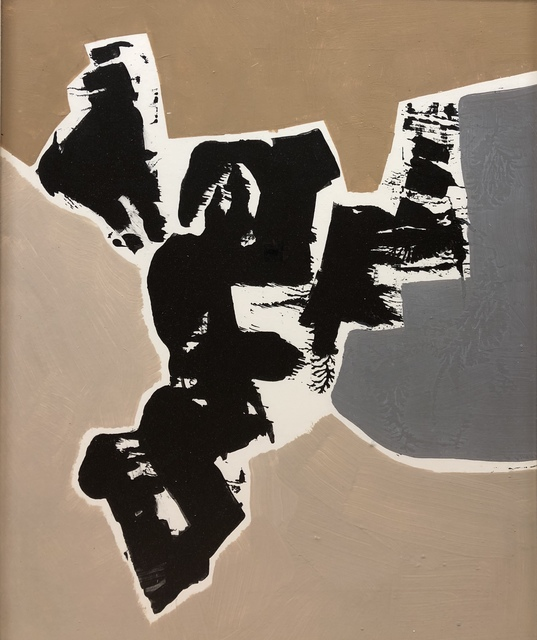 , 'Hermit Thrush,' 2018, Susan Calloway Fine Arts