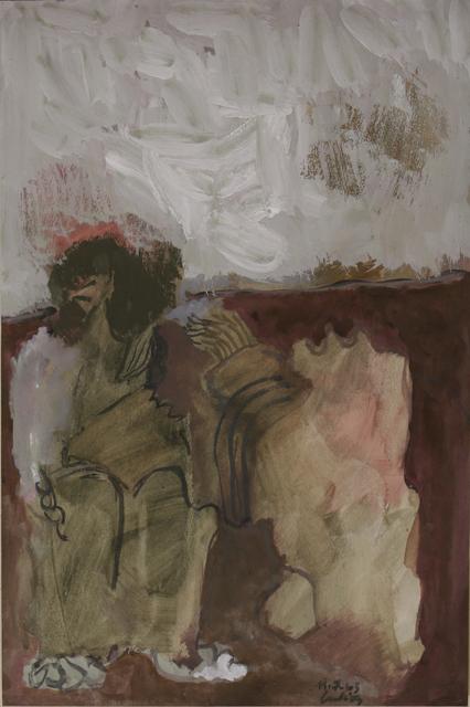 , 'Untitled (1963.7.11),' 1963, Galerie Nathalie Obadia