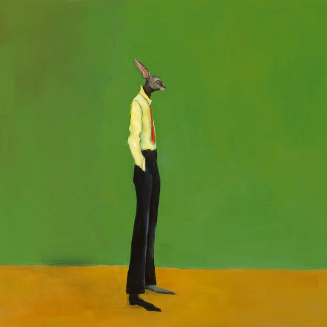 , 'Harvey,' 2018, M.A. Doran Gallery