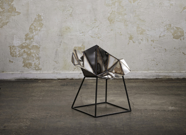 , 'Parallax Chair,' 2014, Armel Soyer