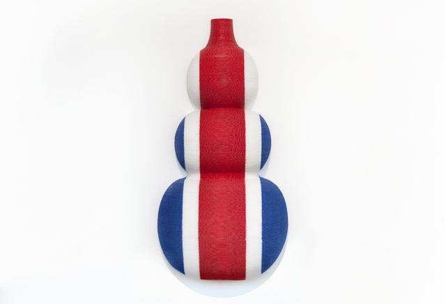 , 'back to the future / redwhiteblue vase 11,' 2006, Blindspot Gallery