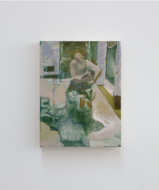 Joshua Hagler, 'Third Fragment from a Scene', 2019, Unit London
