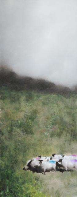 William Reinsch, 'Naked Island 9', ca. 2017, Castlegate House Gallery