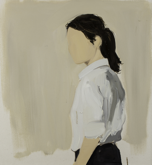 , 'White Shirt,' 2015, Alon Segev Gallery
