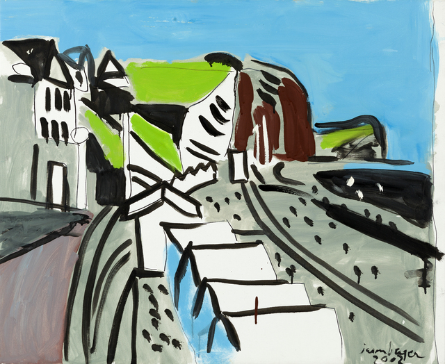 , 'Petites Dalles, Normandy,' 2002, Childs Gallery