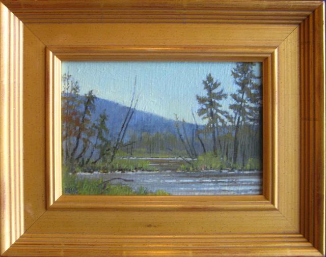 , 'Near the Beaver Dam,' 2010, BoxHeart
