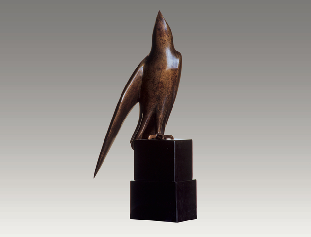 , 'Falcon,' , Robert Hooke Sculpture Gallery