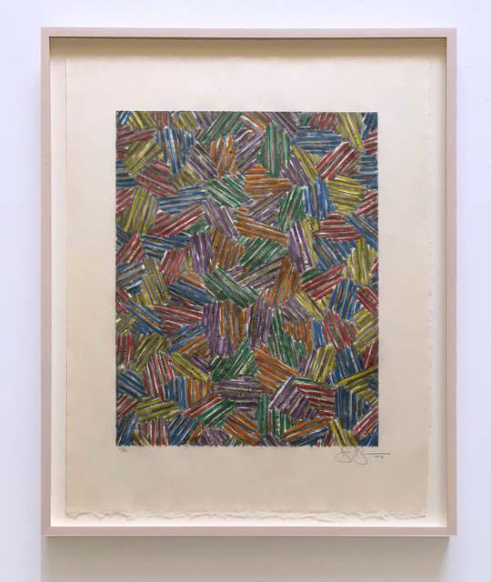 , 'Cicada II (ULAE 214),' 1981, Joseph K. Levene Fine Art, Ltd.