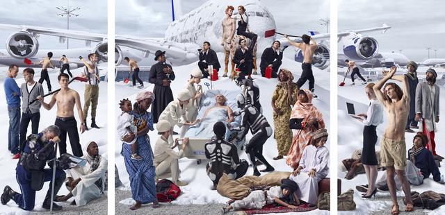 , 'Snow Elegy,' 2014, Triumph