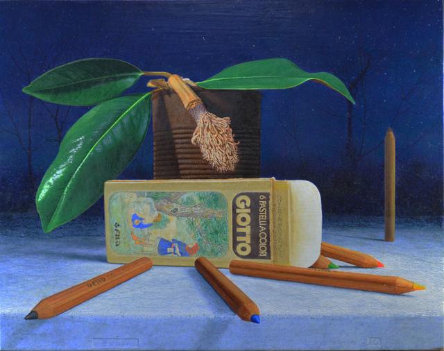 Luciano Baldacci, 'Giotto Colors', 2015, Art Preview