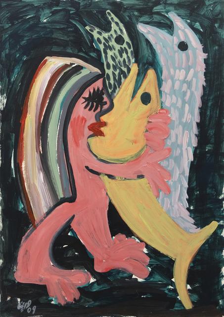 , 'Venus and Fish No. 3,' 2009, Gallery Isabelle van den Eynde