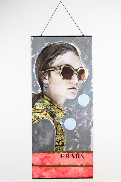 Grace Ndiritu, 'Prada Hanging', 2015-2018, Inda Gallery