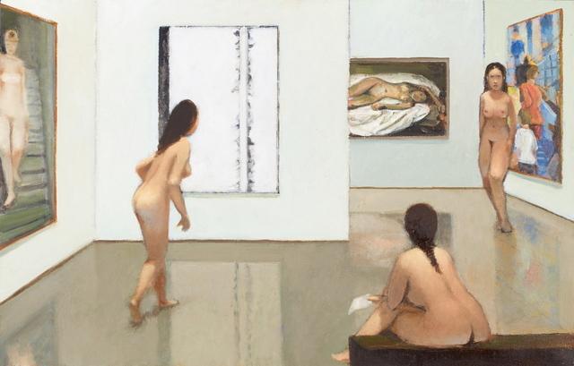 , 'kein Titel,' 2017, LEVY Galerie