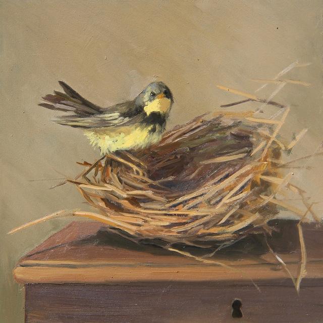 , 'Bird Watching,' 2016, Grenning Gallery