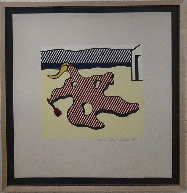 , 'Nude on Beach,' 1978, Fine Art Mia