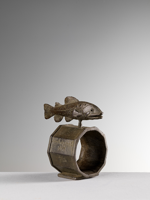 , 'FISH NAPKIN RING 'PESCE',' 2016, Sladmore Contemporary