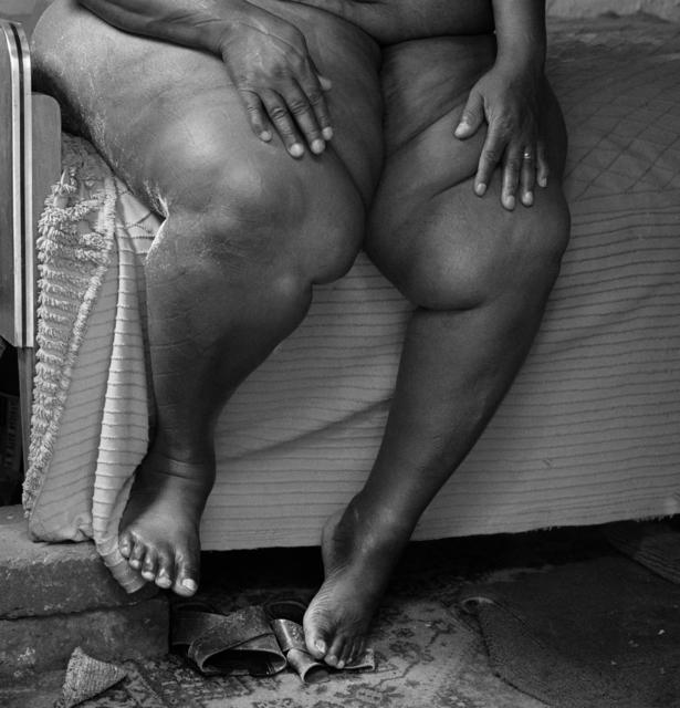 , 'Woman on her bed, Yeoville, Johannesburg. December 1983,' 1983, Goodman Gallery