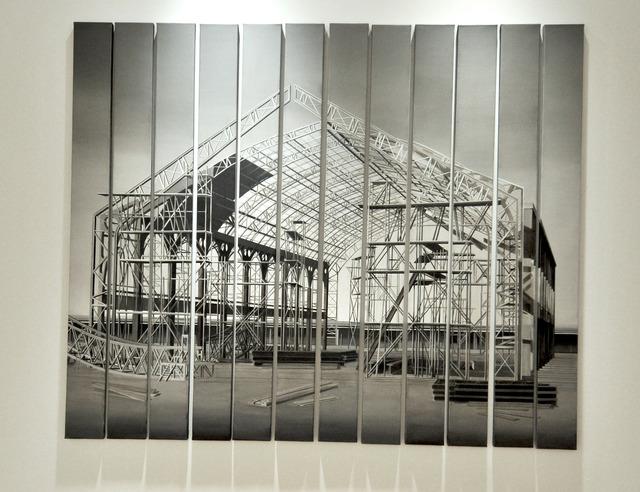 , 'Palais des Machines,' 2012, Gachi Prieto