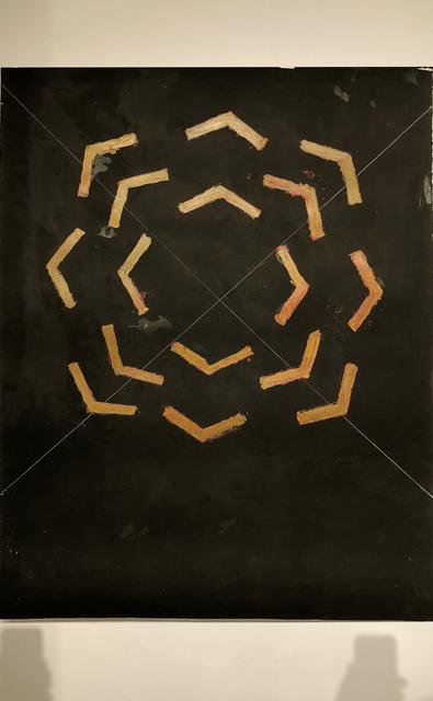 , 'Constellation Series (yellow),' 2011, Nicole Longnecker Gallery