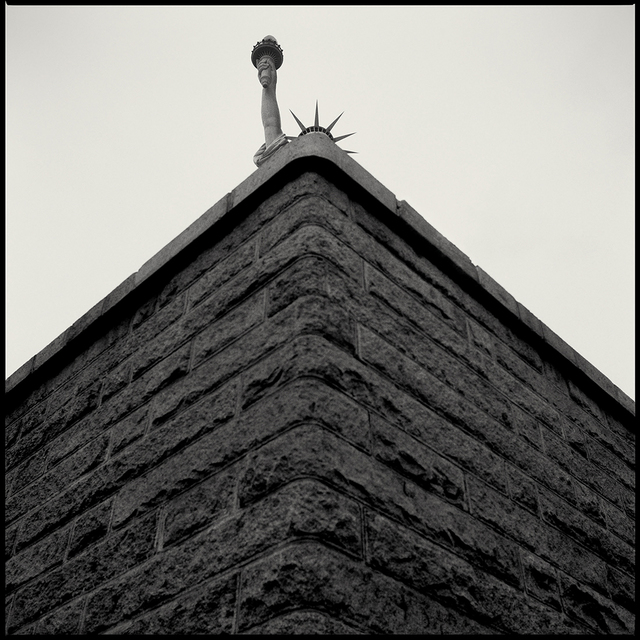 , 'Statue of Liberty,' 1990, Fahey/Klein Gallery