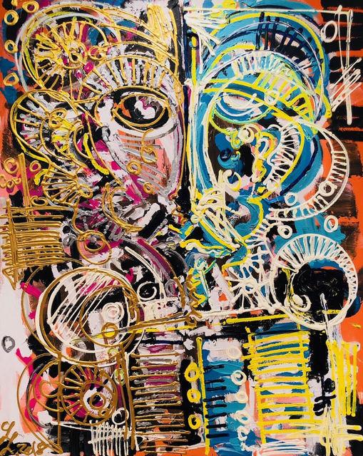 , 'Different Minds,' 2018, Edelman Arts