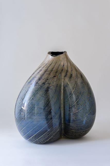 Daniela Busarello, 'Blu Grigio Oro', 2016, Design/Decorative Art, Verre Murano, Mouvements Modernes