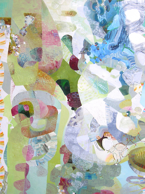 , 'Elbow Room,' 2015, Kathryn Markel Fine Arts