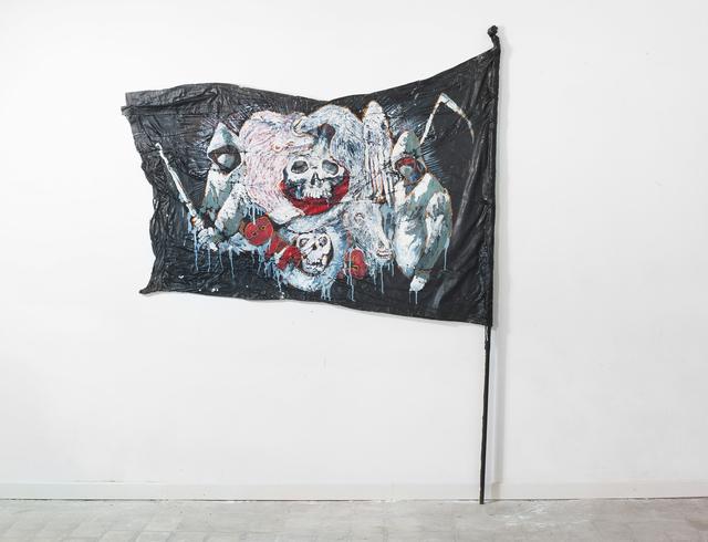 , 'Madre Terribile Uroborica,' 2016, White Noise Gallery