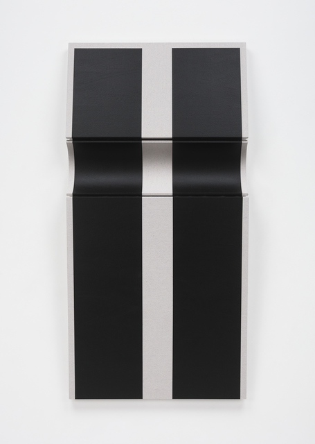 , 'Untitled Two Black Bars,' 2018, Over the Influence