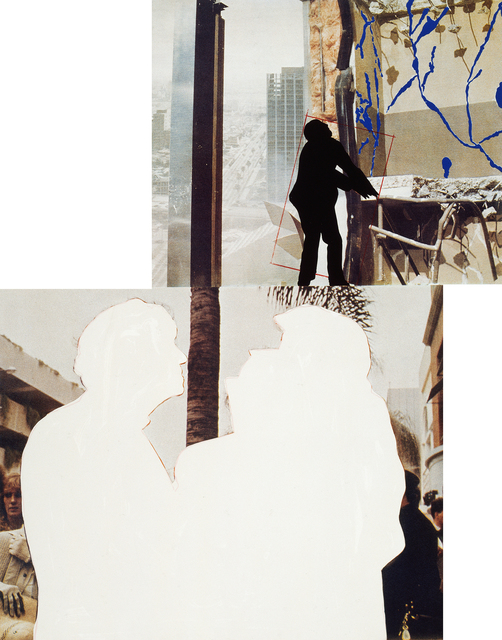 John Baldessari, 'One and Three Persons (with Two Contexts -                    One Chaotic)', 1994-2012, Gemini G.E.L. at Joni Moisant Weyl