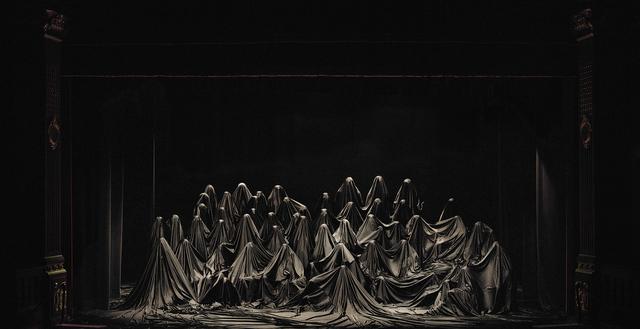 , 'Sistema inherente. Interpretación #1. Serie Mise en Scène XVI,' , Rosa.Santos
