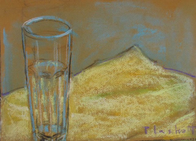 , 'Untitled (Still Life with Water Glass II),' ca. 2000, Gallery 78