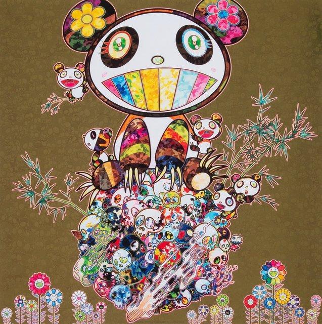 Takashi Murakami, 'Panda Family', 2016, Heritage Auctions
