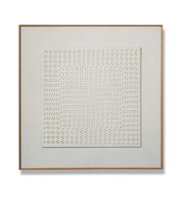 , 'White structure,' 1961, The Mayor Gallery