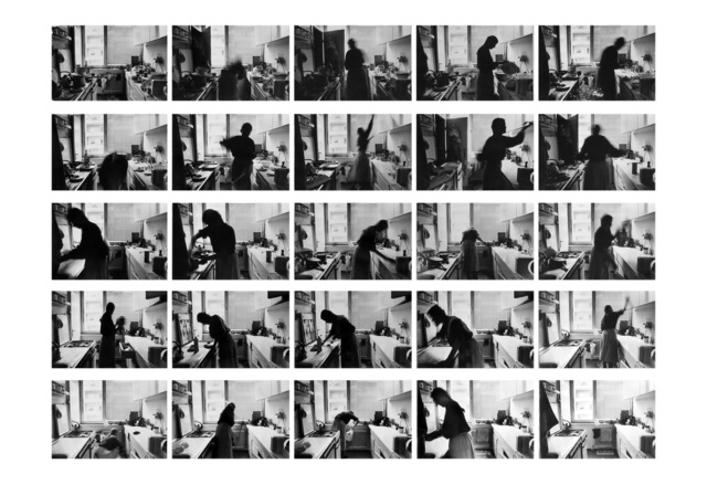 , 'Mittwoch, 3. September 1980, 12 Uhr 45 bis 13 Uhr 57,' 1980/2017, Christine König Galerie