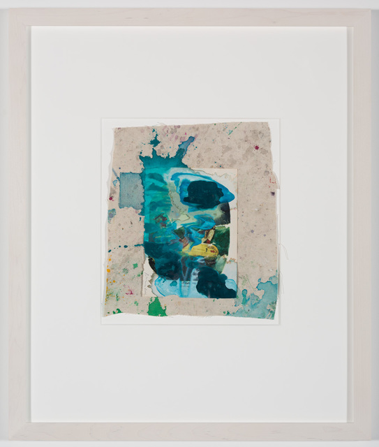 , 'Untitled (ripple),' 2016, Gladstone Gallery