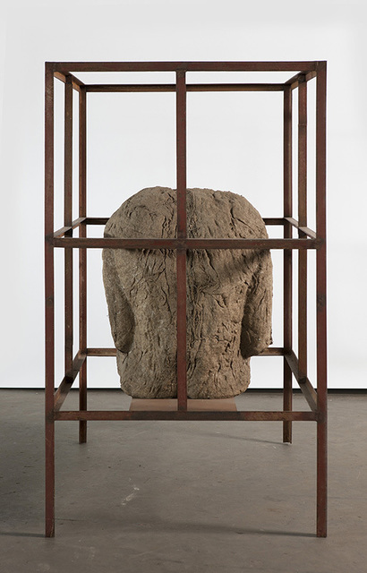 , 'Figure in Iron House,' 1989, Marlborough Madrid & Barcelona