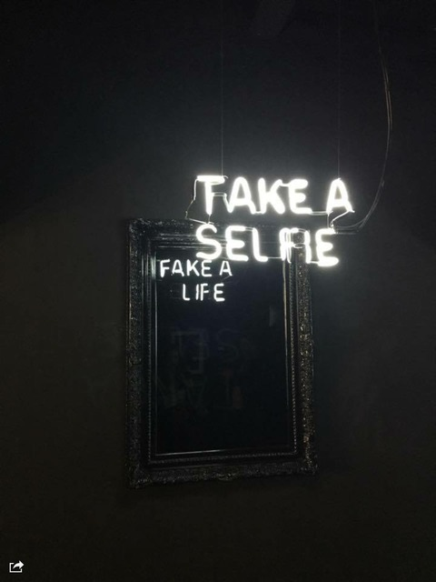 , 'Take a Selfie / Fake a Life,' 2015, Avant Gallery