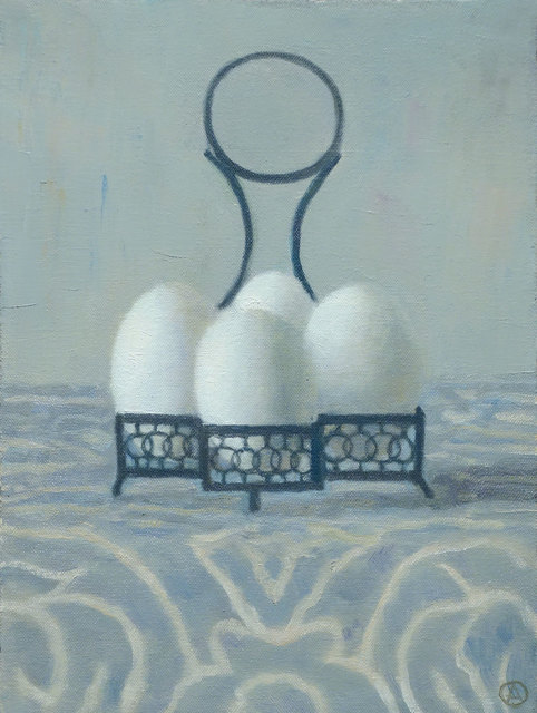 , 'Egg Holder,' 2014, Gallery Henoch