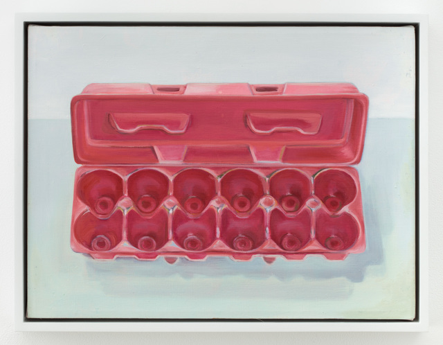 , 'Egg Carton (Empty),' 2004, P.P.O.W