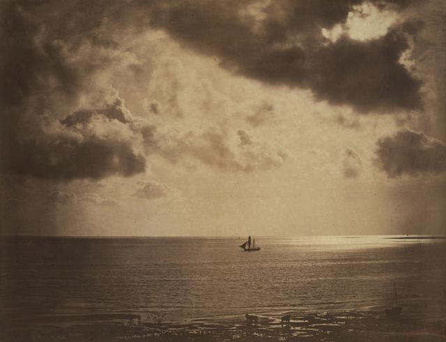 , 'The Brig (Brick au Clare de Lune),' 1856-1857, Contemporary Works/Vintage Works