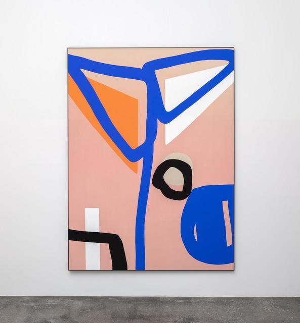 Cornelia Baltes, 'Loy', 2020, Painting, Acrylic on canvas, Galleri Nicolai Wallner