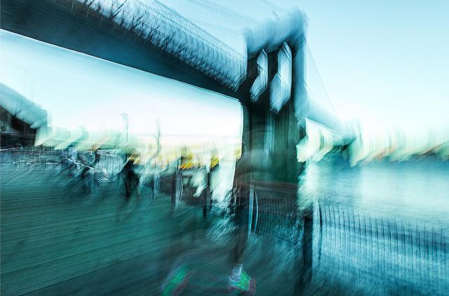 , 'Brooklyn Bridge ,' 2016-printed 2017, The Simons Art Gallery