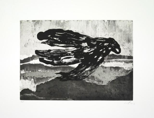 , 'Corbeaux,' 2013, Galerie Maximillian