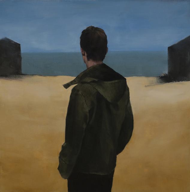 , 'Beach Huts,' 2016, Shine Artists | Pontone Gallery