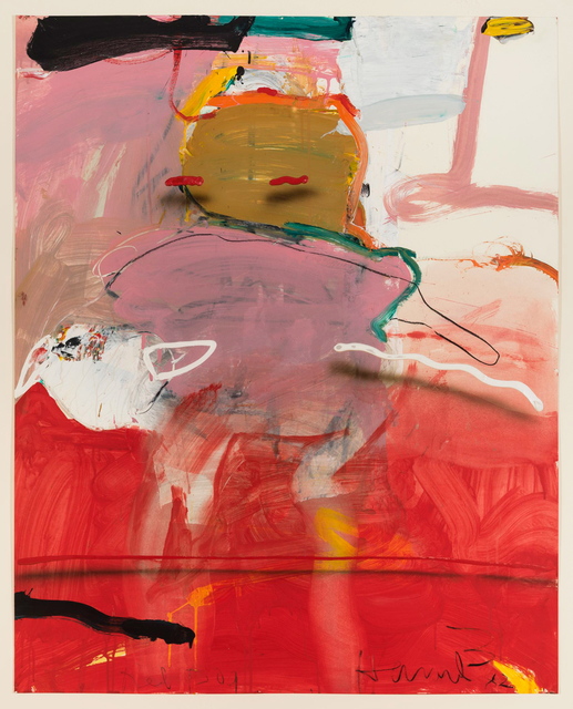, 'Red Dog,' 1982, Allan Stone Projects
