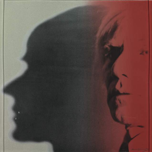 Andy Warhol, 'Shadow', 1981, Print, Color screenprint and diamond dust, David Benrimon Fine Art