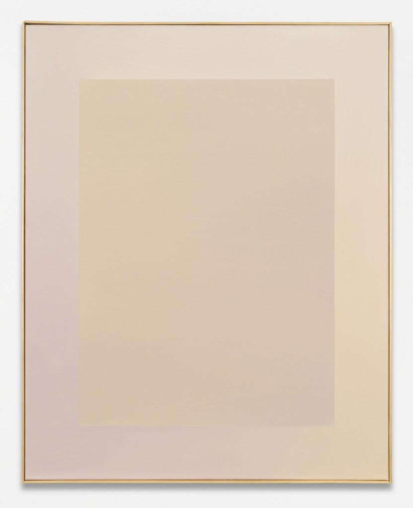 Ohne Titel, 2019, acrylic paint on canvas, 100 x 80 cm